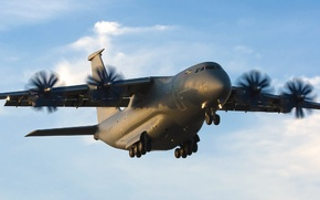 Picture transport, Antonov, The an-70