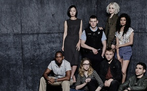Picture The series, actors, Movies, The eighth sense, Sense 8