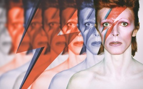 Picture style, David Bowie, Ziggy music