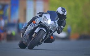 Picture road, landscape, motorcycles, helmet, sport, drift, Honda, honda, Drift, camera, motorcycle, Jet, Sport, jet, cbr, …