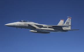 Picture flight, fighter, F-18C, McDonnell Douglas