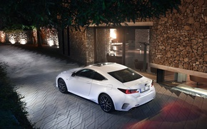 Picture house, Lexus, F-Sport, RC 300h