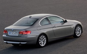 Picture coupe, BMW, 335i