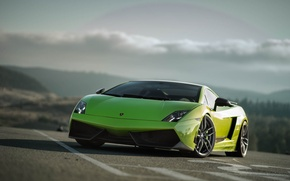 Picture Lamborghini, Superleggera, Gallardo, Vorsteiner, Wheels, on