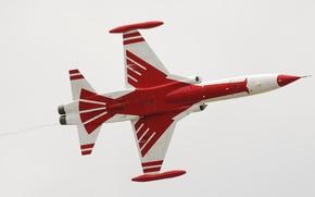 Picture aviation, Northrop, Turkish Stars, NF-5A