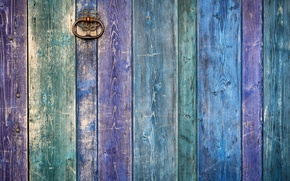 Wallpaper texture, the door, handle