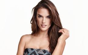 Picture look, model, Alessandra Ambrosio