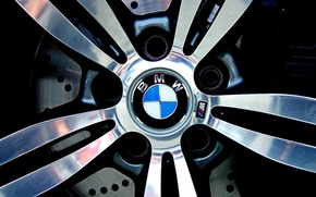 Wallpaper BMW, Boomer, Disk, Wheel