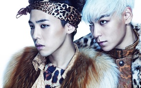 Wallpaper Big Bang, TOP, GDTOP, G Dragon
