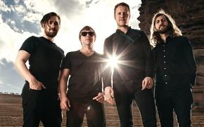 Picture Dan Reynolds, indie rock, Imagine Dragons, group