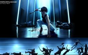 Picture Electronic Arts, DICE, Faith, Mirror's Edge: Catalyst
