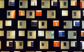 Picture the building, Windows, Netherlands, facade, Netherlands, The Hague, The Hague