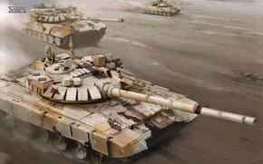 Picture Tank, Uralvagonzavod, T-72 Arena