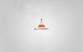 Picture logo, liquid, Dota 2, minimalism