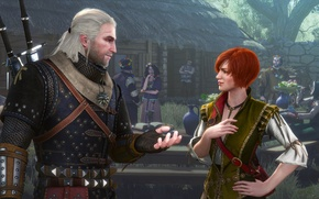 Picture the Witcher, Geralt of Rivia, The Witcher 3: Wild Hunt, The Witcher 3: Wild Hunt