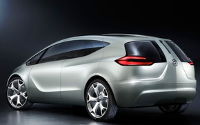 Picture concept, hatchback, opel