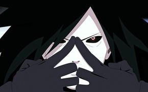 Wallpaper Naruto, Naruto, Akatsuki, Tobi, Power Uchiha, Madara, The Uchiha clan, The Uchiha clan.Obito, Uchiha Madara, ...