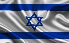 Picture flag, israel, Israel
