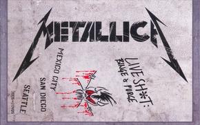 Picture Metallica, Album, Metallica