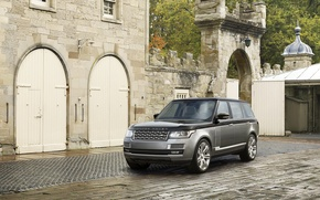 Picture Land Rover, Range Rover, land Rover, range Rover, Autobiography, 2015