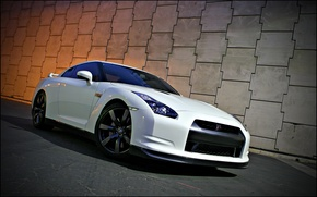 Picture nissan, GTR, R35