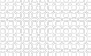 Picture white, circular, seamless