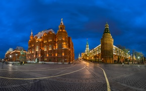 Picture Moscow, The Kremlin, Russia, Russia, Moscow, Kremlin, Historical Museum, Historical Museum