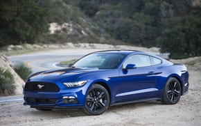 Picture Mustang, Ford, 2015, EcoBoost