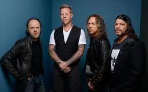 Picture Metallica, James Hetfield, Robert Trujillo, James Hetfield, Kirk Hammett, Robert Trujillo, Kirk Hammet, Lars Ulrich, …