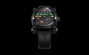 Picture alien, watches, romain jerome