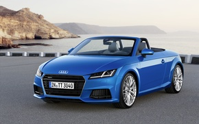 Picture Audi, Roadster, 2015