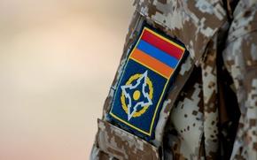 Wallpaper soldiers, fighter, exercises, Armenia, CSTO