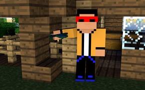 Picture Games, minecraft, Minecraft, YouTube