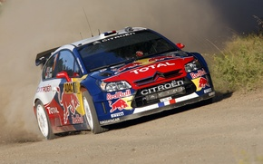 Picture 2010, rally, Germany, wrc, citroen, S. Loeb