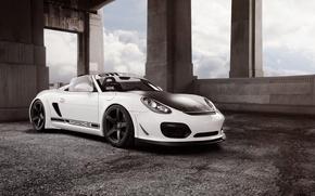 Picture Porsche, rechange, 1013mm, Porsche Boxster Spyder, Forgestar Wheels