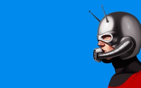 Picture comic, MARVEL, Ant-Man, Ant-man