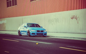 Picture BMW, tuning, 328i, F30, MRR