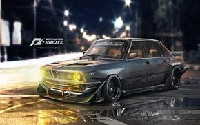 Picture BMW, 535i, Speedhunters, tribute, yasiddesign, needforspeed