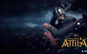 Picture Viking, strategy, viking, Sega, The Creative Assembly, Attila, Total War: Attila
