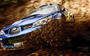 Picture Subaru, Impreza, rally, WRC, Subaru, Impreza, 2013