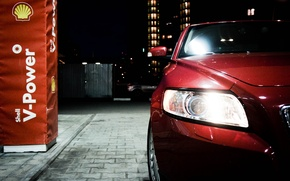 Picture volvo, s40, Volvo, shell