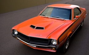 Picture Mark, Edition, AMC, Javelin, Sst, (1970), Donohue