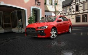 Picture Mitsubishi, EVO, GT5