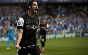Picture Sport, Football, football, Spain, Talent, Malaga, isco, ISCO, Malaga, Francisco Román Alarcón Suárez