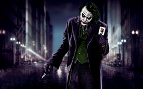 Picture JOKER, Batman, Joker, batman