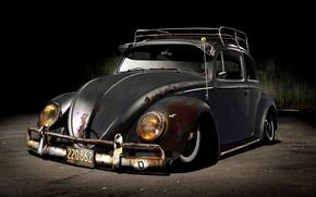 Wallpaper beetle, volkswagen, cars