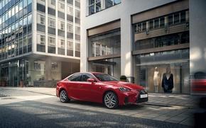 Picture Red, Lexus, Car, SPORT, 2016, Metallic, IS, 200T, F, Worldwide