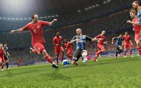 Wallpaper robben, pro evolution soccer 2014, football simulator, pes