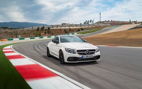 Picture Mercedes-Benz, Mercedes, AMG, Coupe, C-class, 2015, C205