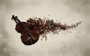Picture BACKGROUND, TEXTURE, NOTES, TOOL, VIOLIN, KEYS